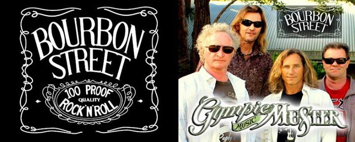 BOURBON STREET – LIVE @ Gympie Muster