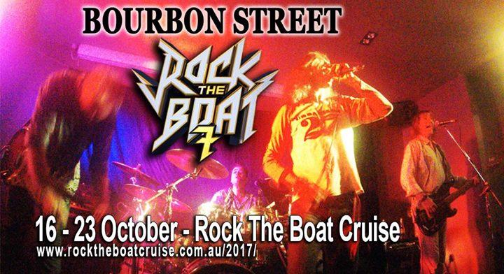 Bourbon Street Rock The Boat Cruise